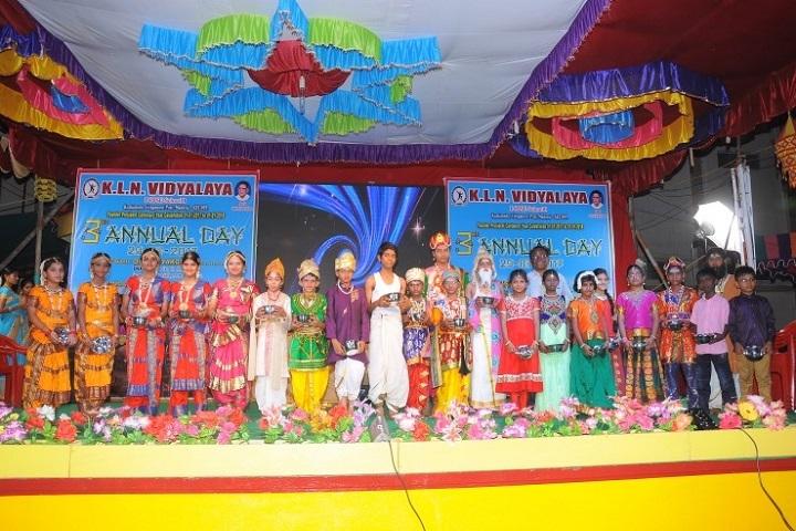 KLN VIDYALAYA-annual day