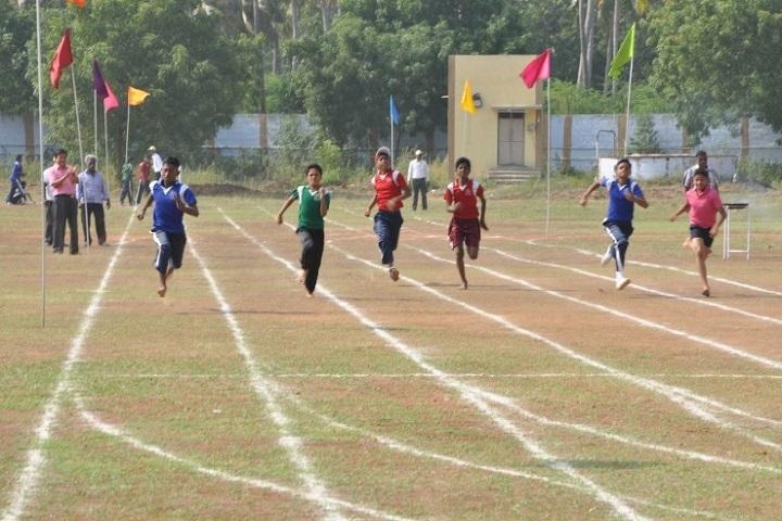 KLN VIDYALAYA-sports day