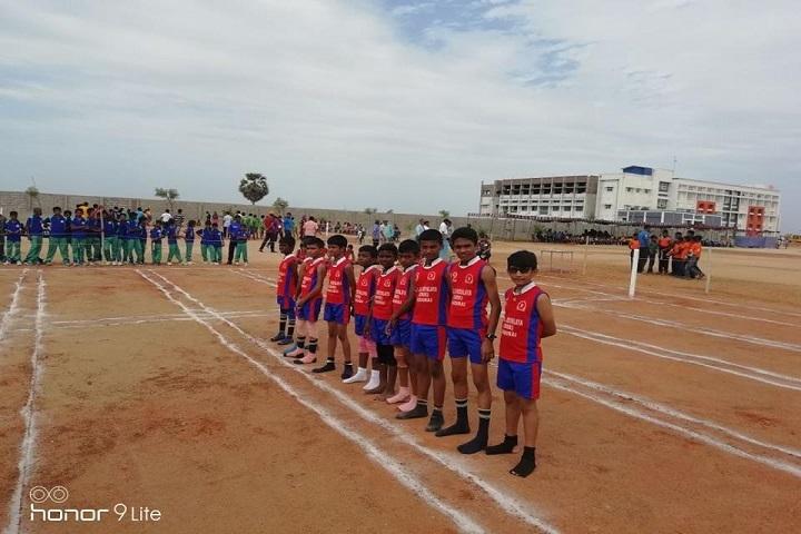 KLN VIDYALAYA-sports day1