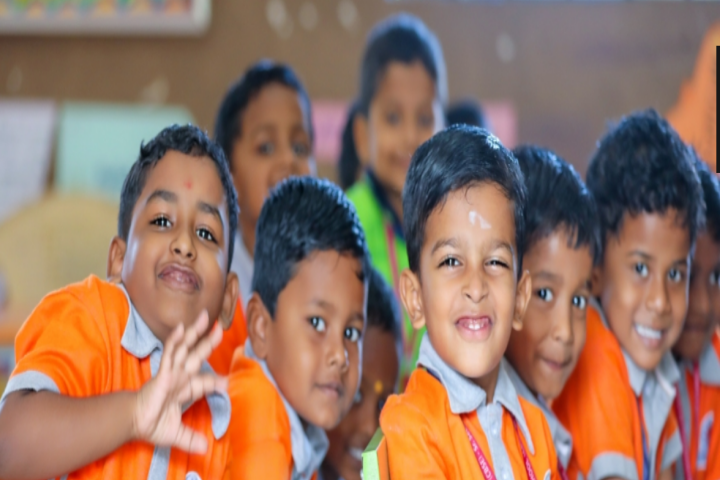 Classroom View of Kailash Maansarovar School