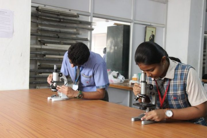 Kamala Niketan Montessori School-Biology Lab