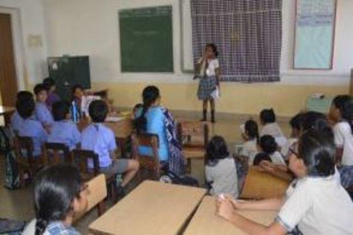Kamala Niketan Montessori School-Classrooms