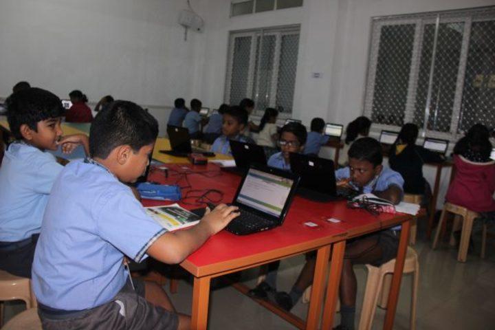 Kamala Niketan Montessori School-Computer Lab