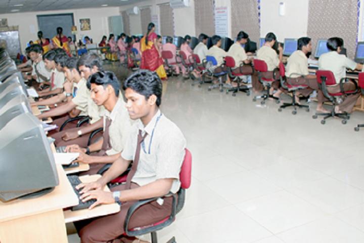 Kamala Subramaniam Secondary School-Computer lab
