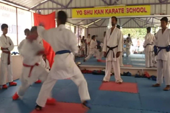 Kamala Subramaniam Secondary School-Karate