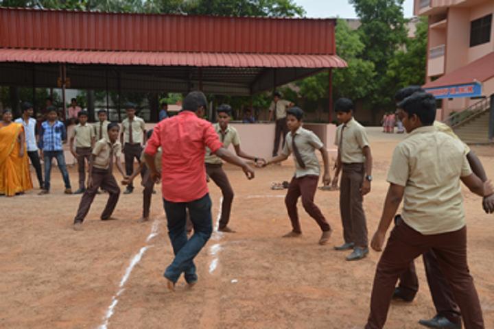 Kamala Subramaniam Secondary School-Playground