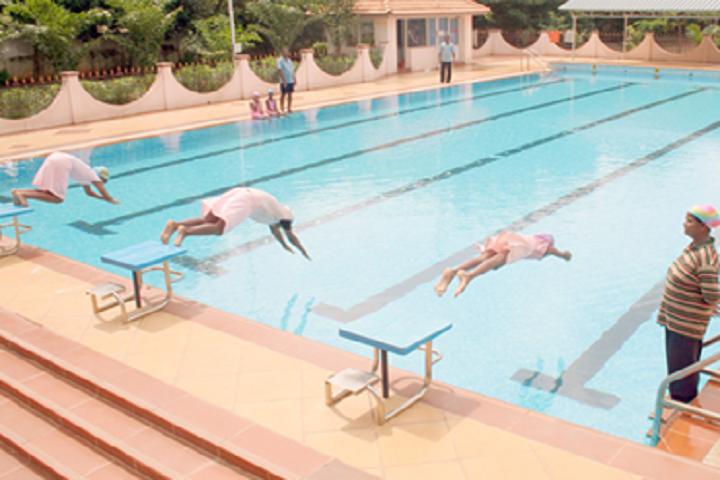 Kamala Subramaniam Secondary School-Swimming pool