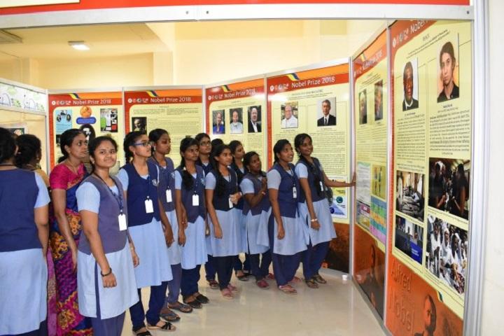 Kamalavathi Higher Secondary School-Field Trip ISRO Science centre