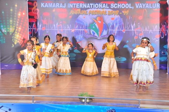 Kamaraj International School-Annual Day