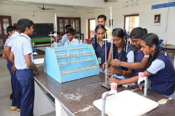 Kamaraj International School-Chemistry Lab