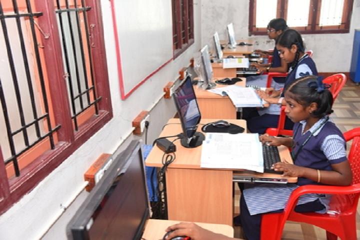 Kamaraj International School-Computer Lab