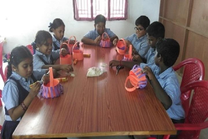Kamaraj International School-Art Room
