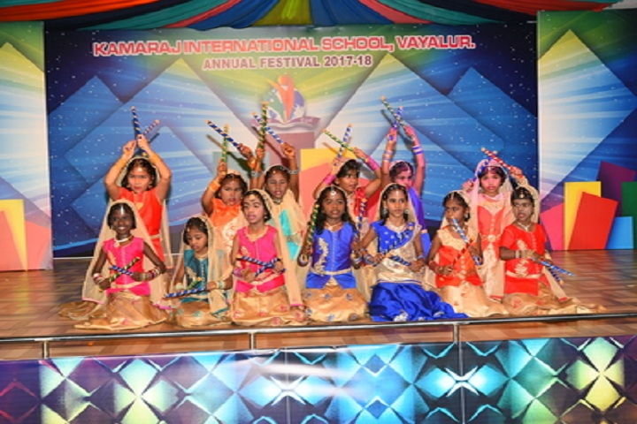 Kamaraj International School-Cultural Event