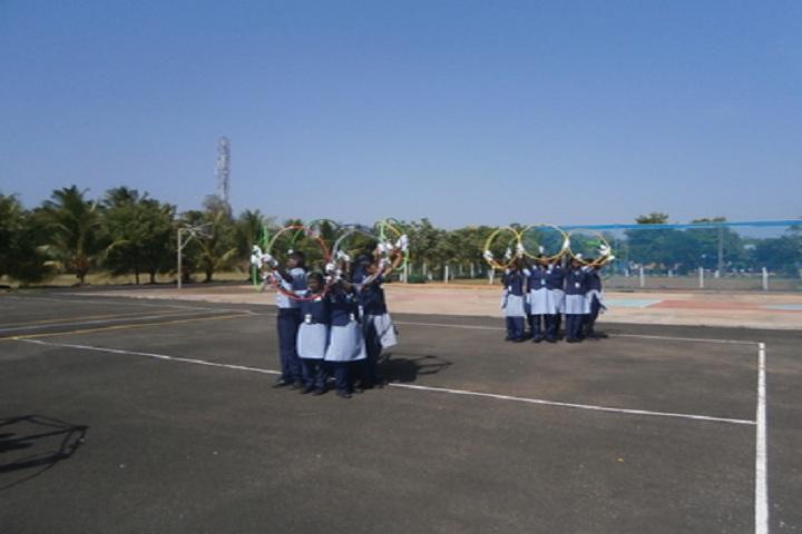 Kamaraj International School-Sports