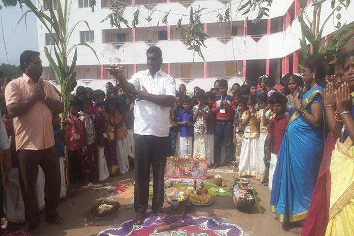 Kamarajar Public School-Pongal