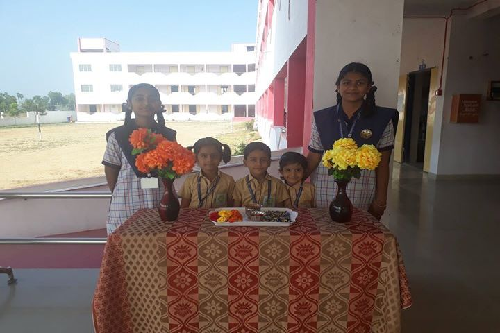 Kamarajar Public School-Medical camp