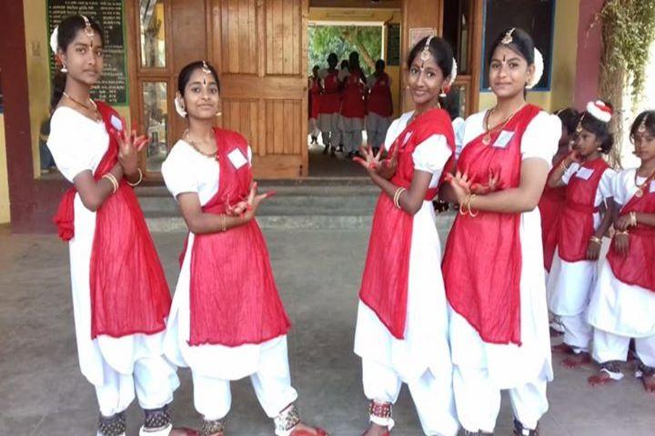 Kamarajar Public School-Natarajar temple