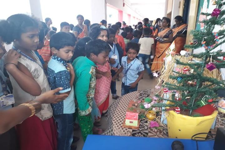 Kamarajar Public School - Christmas Celebration