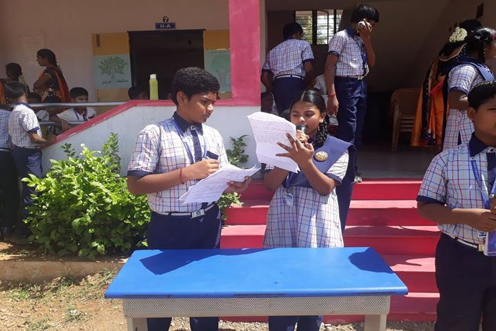 Kamarajar Public School - Teachers Day Celebrations