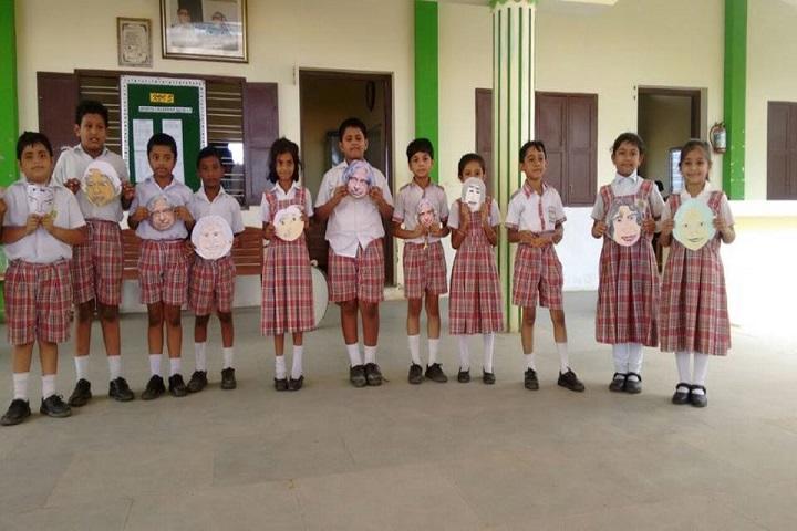 Kannadivappa International School-Activity