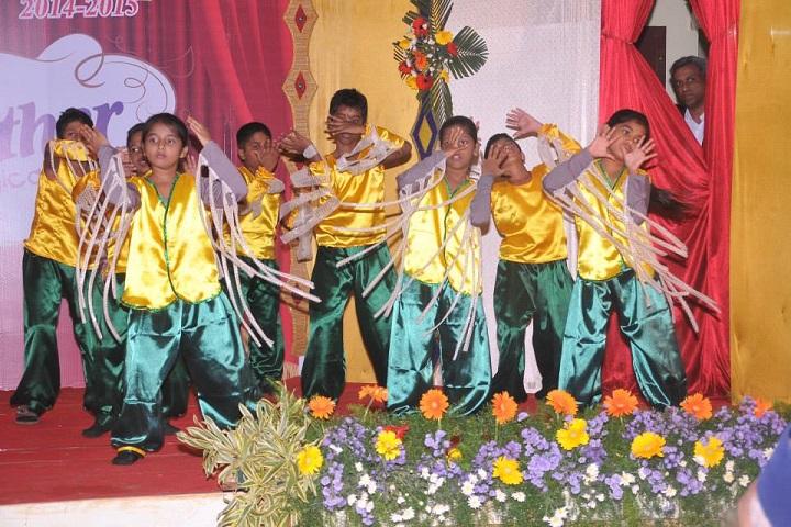 Kannadivappa International School-Annual Day