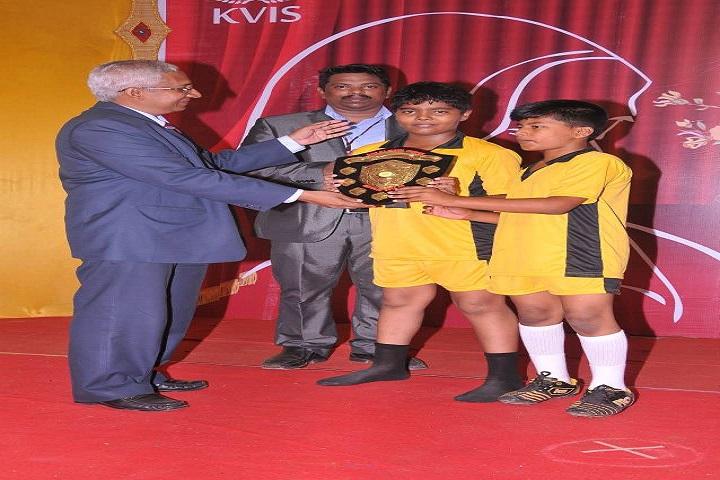 Kannadivappa International School-Award