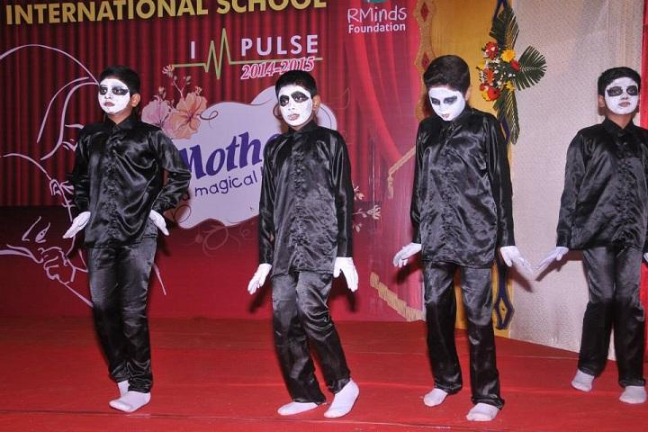 Kannadivappa International School-Dance