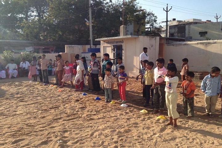 Kannadivappa International School-Sports