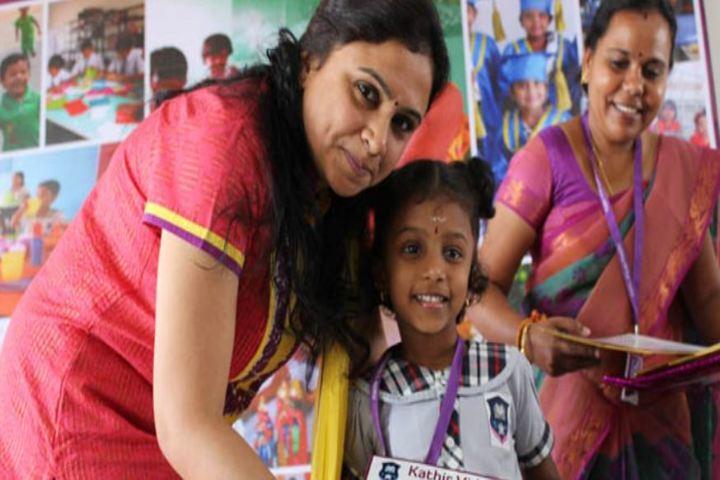 Kathir Vidyaa Mandhir-Presentation