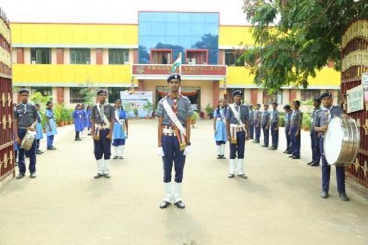 Kendriya Vidyalaya-School Band