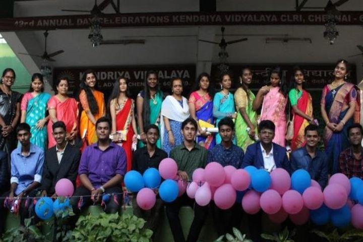 Kendriya Vidyalaya-Fare well