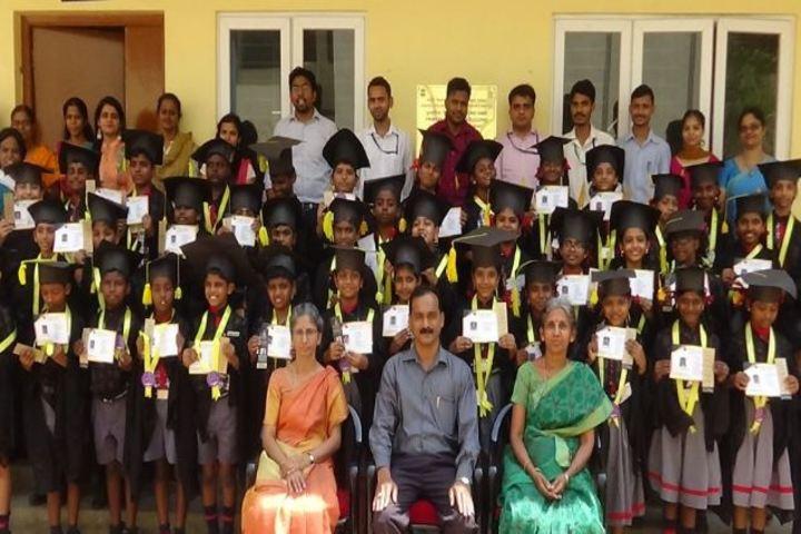 Kendriya Vidyalaya-Graduation Day