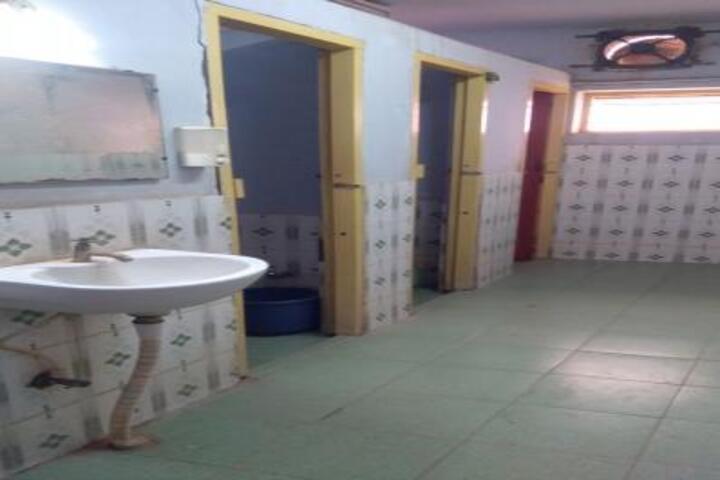 Kendriya Vidyalaya-Wash Room