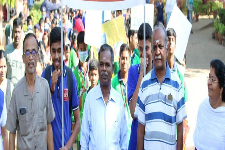 Kendriya Vidyalaya-Rally