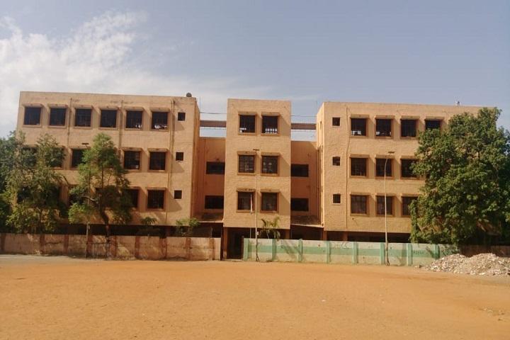 Kendriya Vidyalaya-School PlayGround