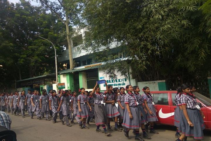 Kendriya Vidyalaya-Swach Bharat Rally