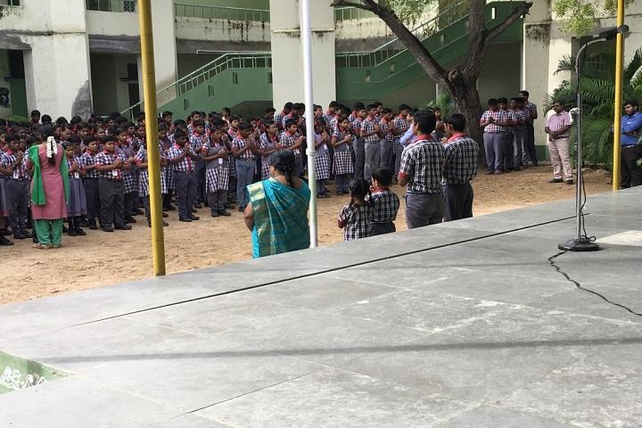 KENDRIYA VIDYALAYA MANDAPAM-prayer