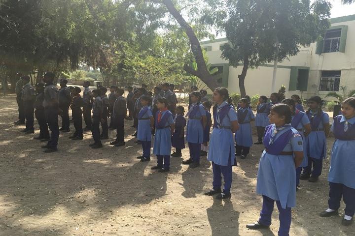 KENDRIYA VIDYALAYA MANDAPAM-scouts
