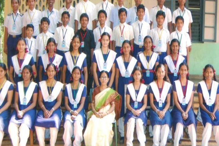 BHPV Senior Secondary School-Group Photo
