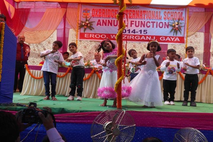 Oxbridge International School-Dance