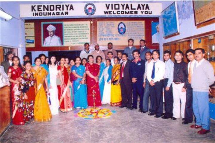 Kendriya Vidyalaya-Cultural Event