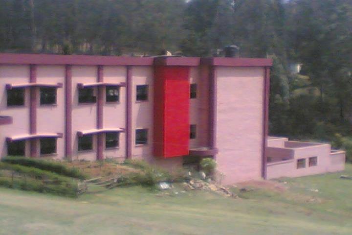 Kendriya Vidyalaya-School Back View