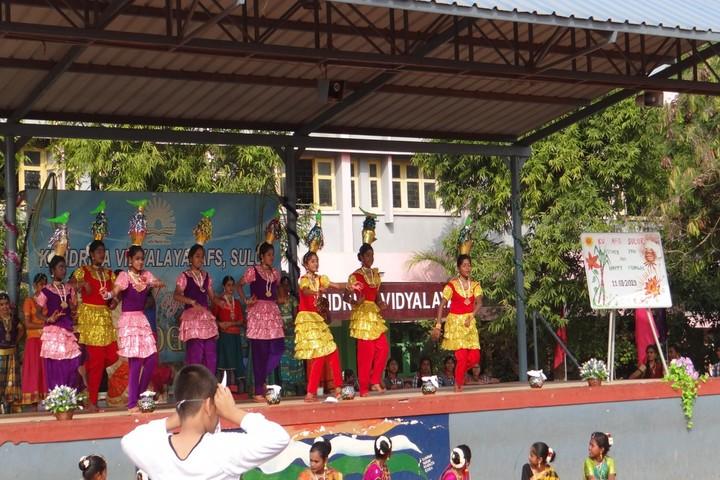 Kendriya Vidyalaya-Cultural Activity