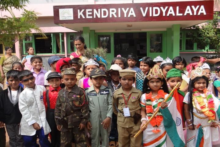 Kendriya Vidyalaya-Fancydress