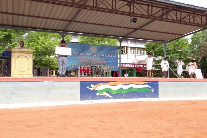 Kendriya Vidyalaya-Sadbhavana Diwas