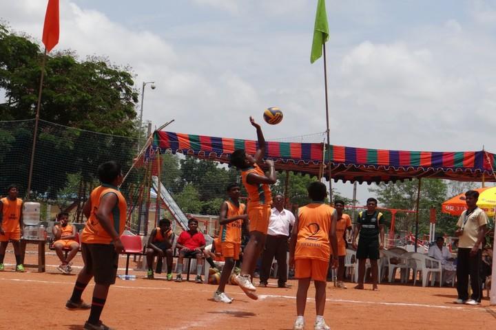 Kendriya Vidyalaya-Volley Ball