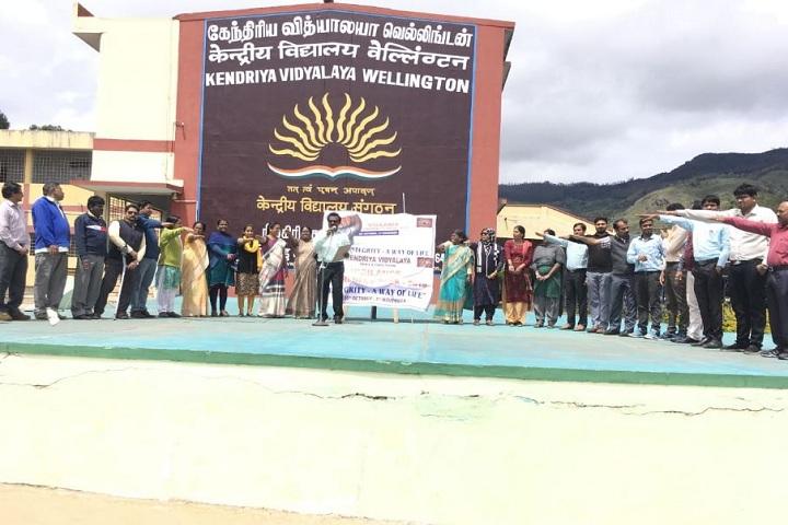 Kendriya Vidyalaya-Awareness Weak