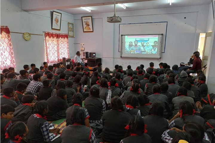 Kendriya Vidyalaya-Inspiring Video Meet