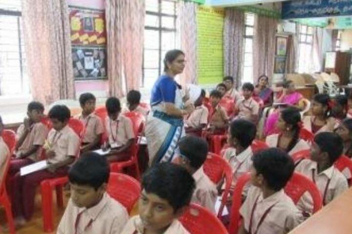 Kendriya Vidyalaya-Communication Class