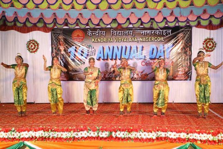 Kendriya Vidyalaya-Classical Dance